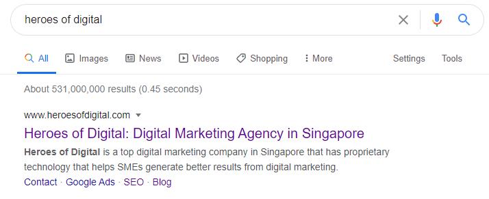 Brand ranking